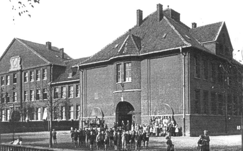 Harkortschule 1914